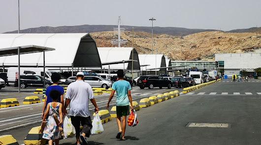El tráfico de pasajeros en la OPE aumenta un 5,1% respecto al año pasado