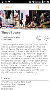 New York Travel Guide -Tourias- screenshot thumbnail