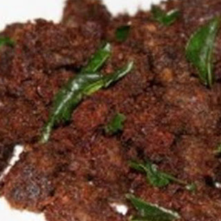 Hyderabadi Tala Hua Gosht(Mutton)
