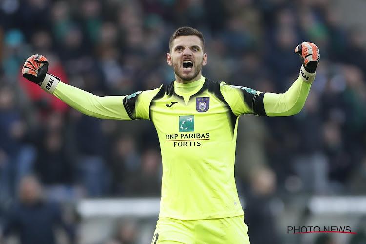 Officiel : Un nouveau jeune gardien de but à Anderlecht
