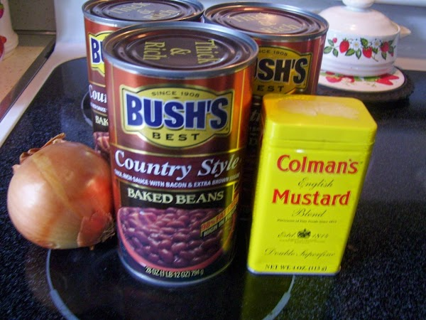 Baked Beans For The Crowd By Freda Recipe