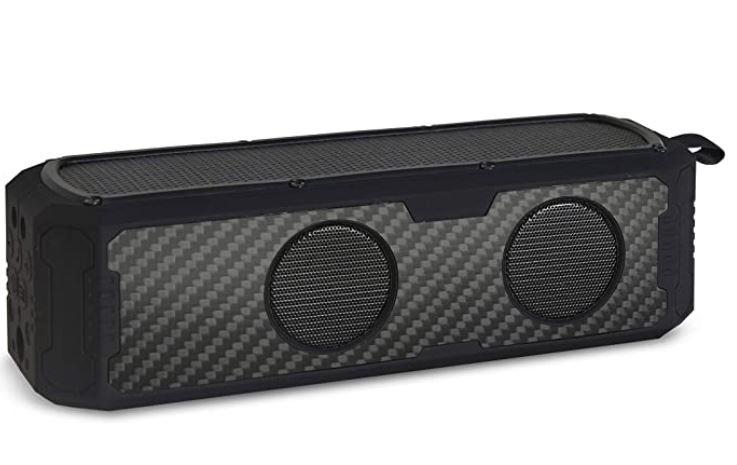 Solar Speaker Bluetooth Waterproof Speaker