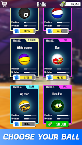 Basketball Clash: Slam Dunk Battle 2K'20 android2mod screenshots 4