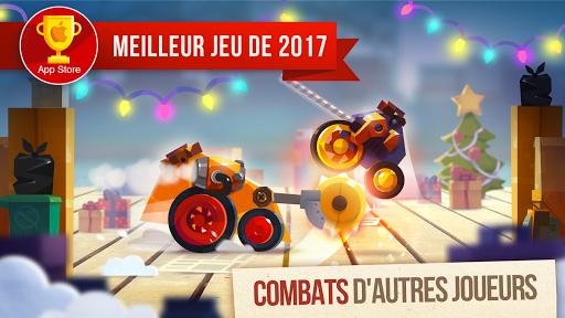 CATS: Crash Arena Turbo Stars   Robots de combat  screenshots 1