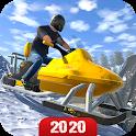 Snow Mountain Boat Bike Racing 2019 - Snow Boat icon