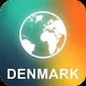 Denmark Offline Map icon