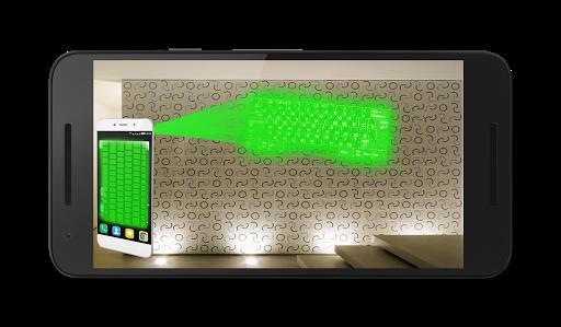 全息键盘模拟器