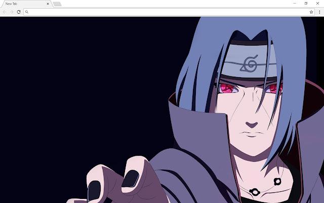 Naruto Itachi Uchiha Anime Wallpapers
