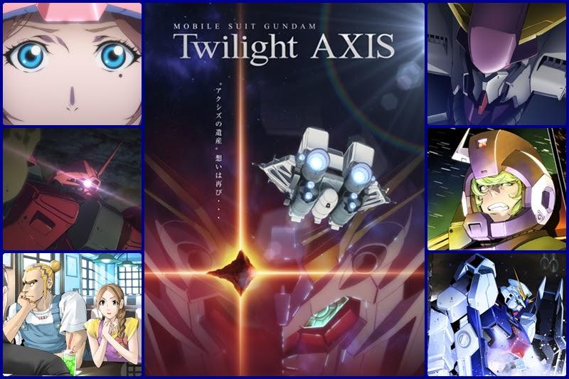 [Anime News] กันดั้มภาคใหม่เปิดตัว! Twilight AXIS