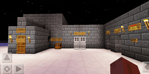 Soul Snatchers: Horror Mini-game. Map for MCPE for PC