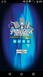 Springulator Spring Calculator- screenshot thumbnail