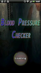 Blood Pressure Check Prank screenshot 0