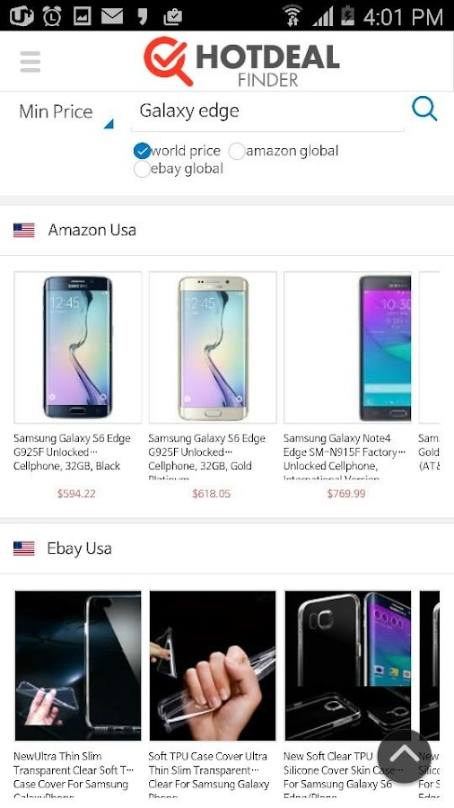 Hot Price Comparison Shopping- screenshot
