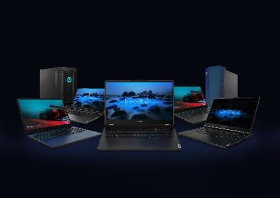 Lenovo Legion ™ oferece ainda mais formas para melhorar os jogos