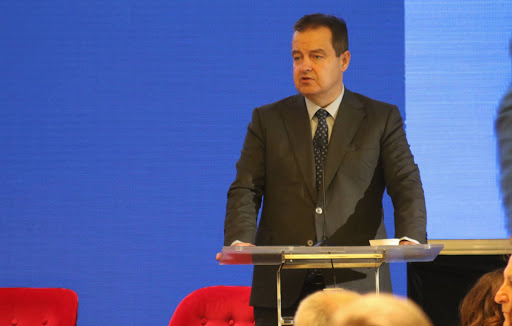 Dacic: Reaching Political Solution for Kosovo Is Serbia's National Priority