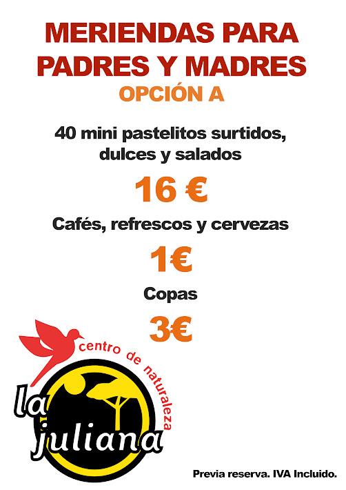 MERIENDAS PADRES OPCION A