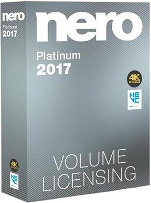 Nero 2017 Platinum Full : platinum, 6.6.0.13, Download, Windows