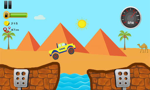 Taxi Hill Climb Rennspiel 1.0 screenshots 6