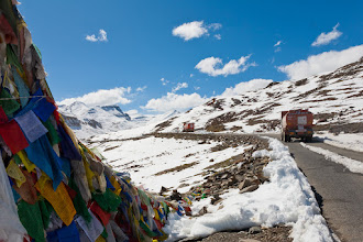 Photo: Baralacha La, Manali-Leh Highway, Himachal Pradesh, Indian Himalayas