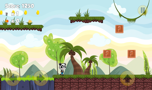 Panda Run 🐼 Pop & Jump World screenshot