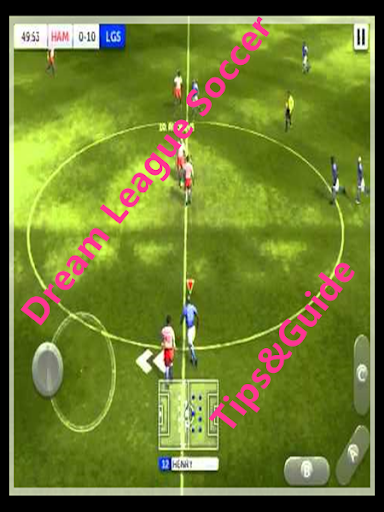 Guide for Dream League Soccer