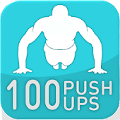 100 Pushups - Your personal workout trainer