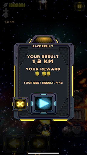 Spaceship Defender - space invaders spaceship game screenshot 8