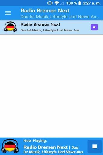Radio Bremen Next App DE Free Online screenshots 1