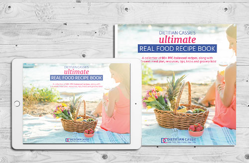Cassies real food recipe book cassies ultimate real food recipe book forumfinder Images