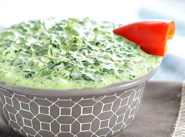 Green Goddess Dip Recipe