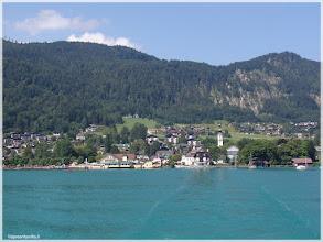 Photo: Lago St Wolfgangsee .Alta Austria. http://www.viajesenfamilia.it/