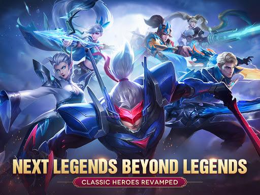 Mobile Legends: Bang Bang screenshots 8