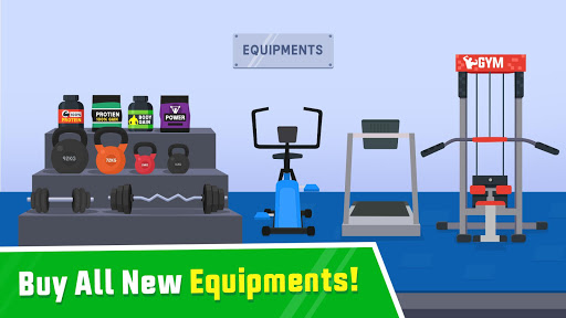 Muscle Workout Clicker- Bodybuilding game 2.02 screenshots 5