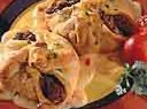 Beefy Nacho Crescent Bake Recipe