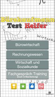 Bürokauffrau / mann Helfer - náhled