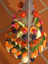 Photo: arbre à légumes , férocé d'avocats