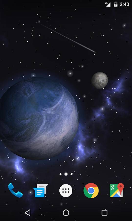 GyroSpace 3D Free- screenshot