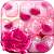 Pink Rose Keyboard file APK for Gaming PC/PS3/PS4 Smart TV