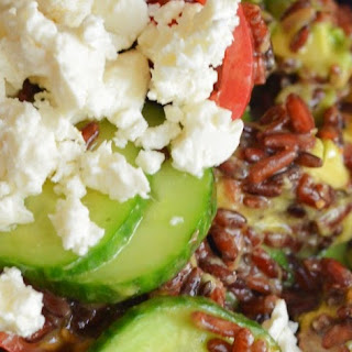 Red Rice Summer Salad Recipe