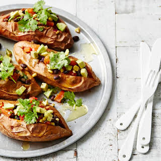 Baked Potato Entree Recipes.