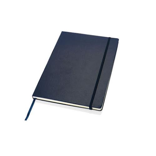 JOURNALBOOKS Executive Notebooks for Printing - Black