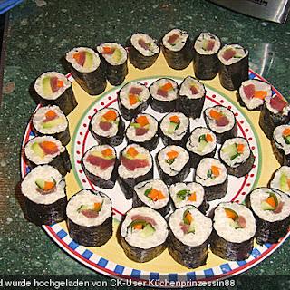 Low Carb Sushi Recipe