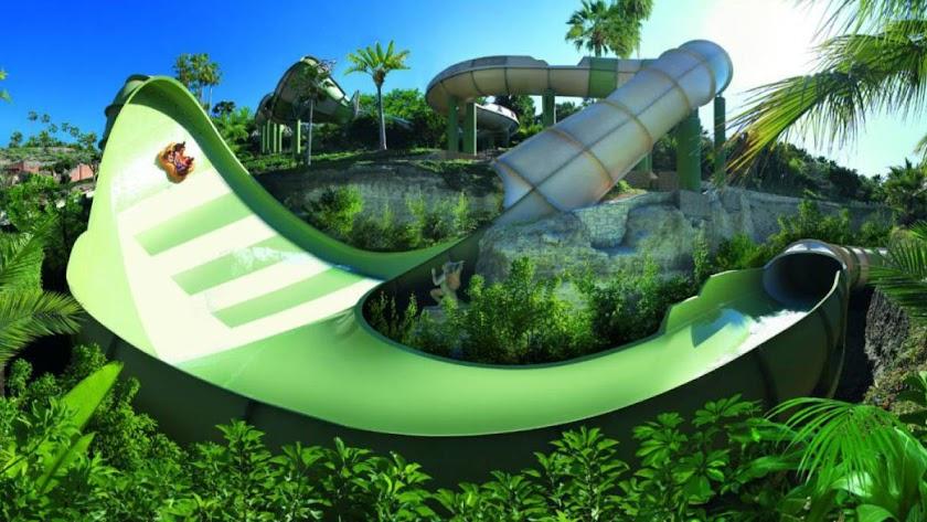 Foto de TRIPADVISOR de Siam Park en Tenerife.