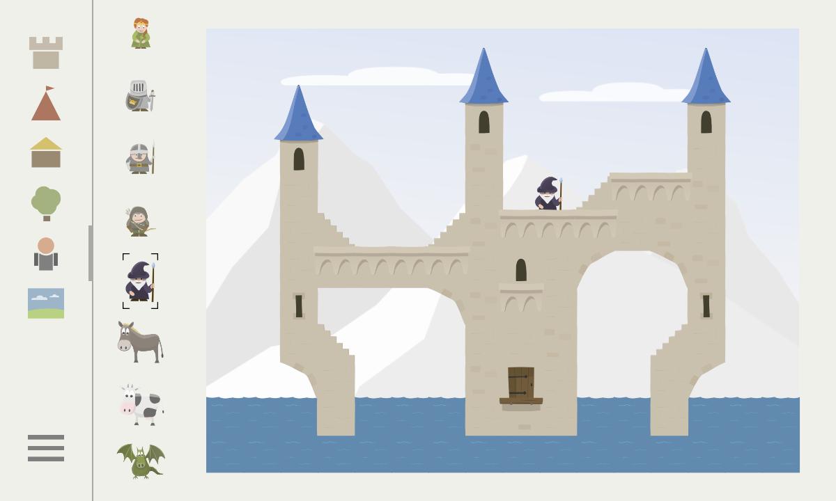 ผลการค้นหารูปภาพสำหรับ Castle Blocks android
