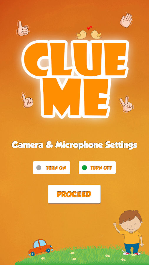 Clue Me- screenshot