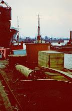 Photo: Stückgut - Noch ohne Containerverladung