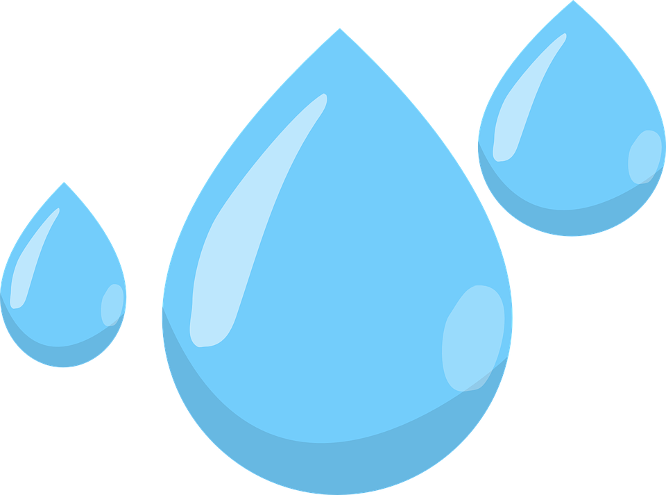 Free vector graphic: Raindrops, Water, Nature, Liquid - Free Image ...