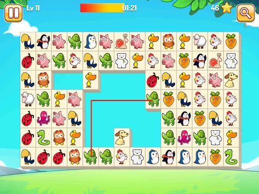 Kawaii Onet - Free Connect Animals 2020 apktram screenshots 8