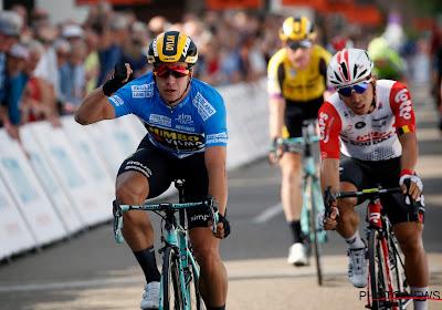 Groenewegen vloert Ewan in tweede rit van ZLM Tour