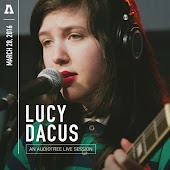 Lucy Dacus on Audiotree Live